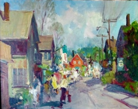 BEARSKIN NECK 24 X 30