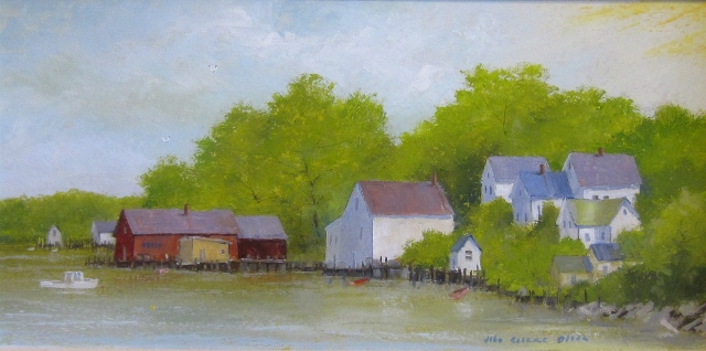 CUNDY'S HARBOR 10 X 20