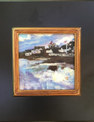 KENNEBUNKPORT REFLECTIONS 6 X 6