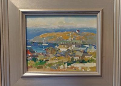 MONHEGAN OVERVIEW 8 X 10
