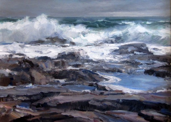NORTHEAST GALE 30 X 40