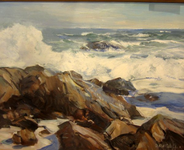 NORTHERLY BLOW 24 X 30