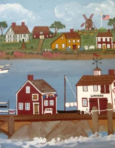 PERFECT SUMMER DAY 16 X 20