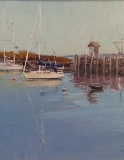 QUIET HARBOR 20 X 24