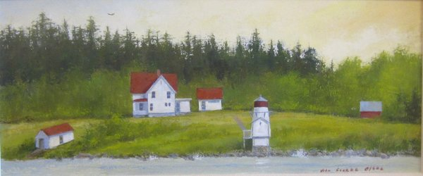 SQUIRREL POINT LIGHT 9 X 21