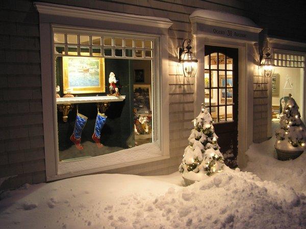 Landmark Art Gallery, Kenneunkport Maine